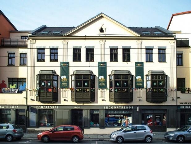 Erweiterung des UNIKATUM Kindermuseums – Teil I
