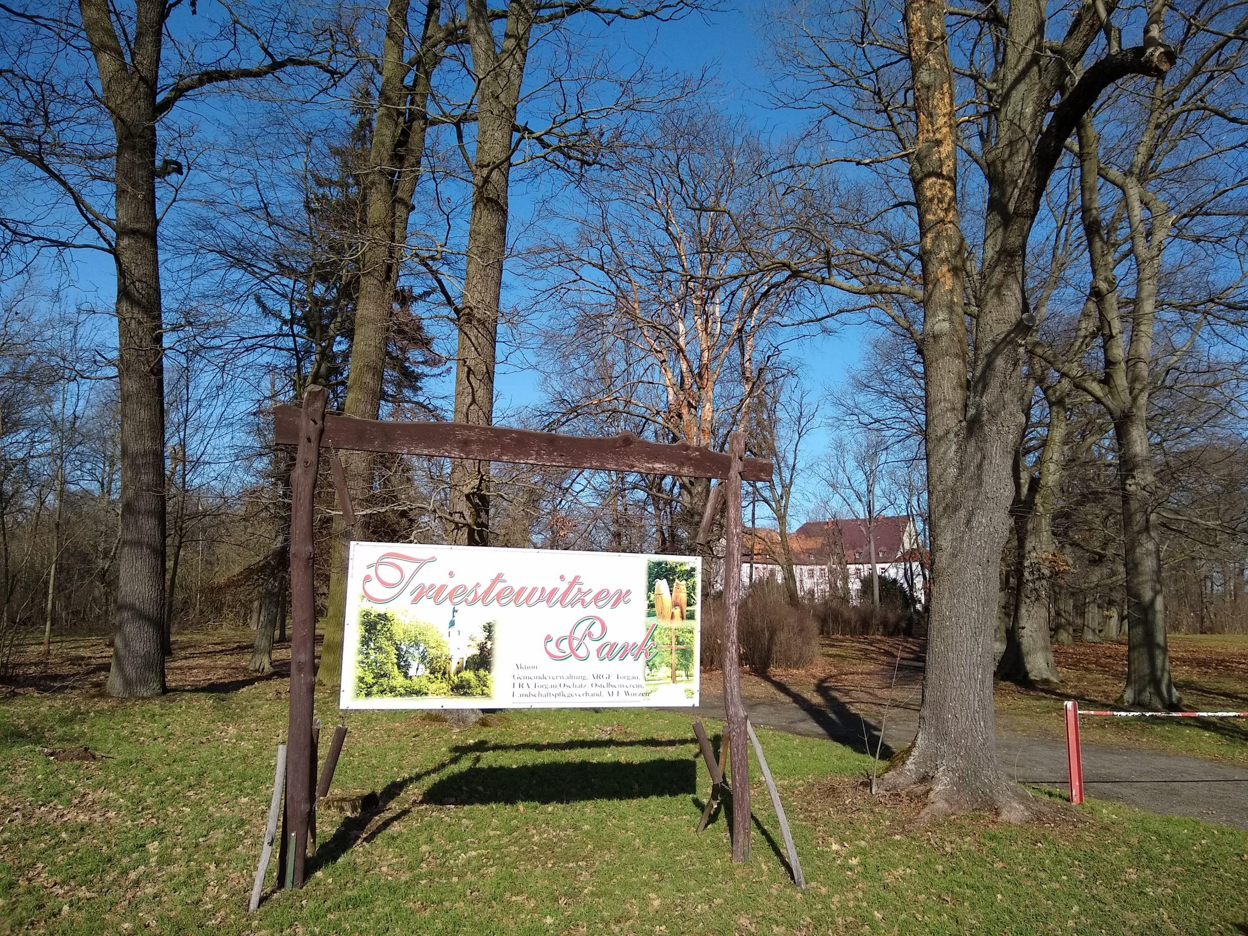 Unternehmens-Engagement Erlebnis Triestewitzer Park