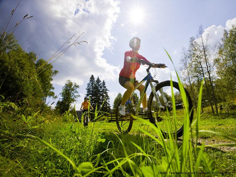 Foto: Tourismusverband Vogtland / Christoph Beer
