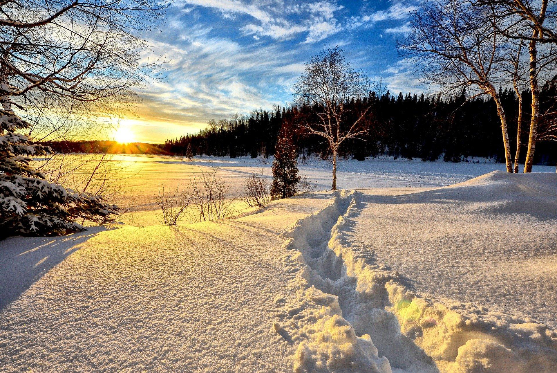 Winterwanderung (Exkursion)
