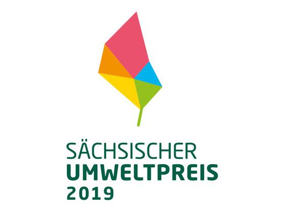 Logo Sächsischer Umweltpreis 2019