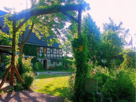 Mensch.Natur.Transformation – Naturcamp in der Uni im Bauernhaus Goßberg e.V.