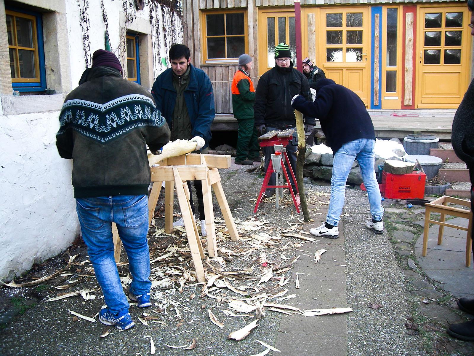 Wildholzmöbelbau – ökologisch sinnvoll und kreativ